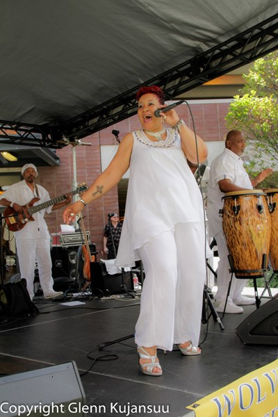 DENISE DAVIS AND THE MOTOR CITY SENSATIONS - R&B Band - Detroit, MI