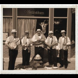 De Water Gap Jazz Band | CRESCENT CITY RAMBLERS