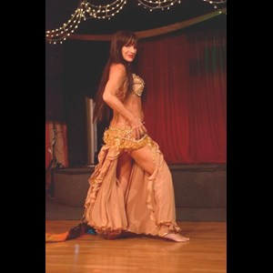 St Petersburg Middle Eastern Dancer | Belly Dance Hawaiian Hula Fire & Mermaid