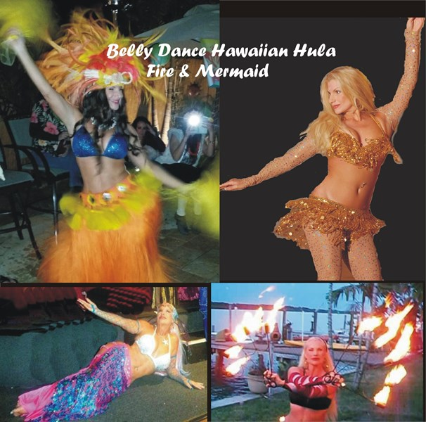 Belly Dance Hawaiian Hula Fire & Mermaid - Belly Dancer - Saint Petersburg, FL