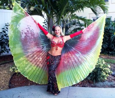 Belly Dance Hawaiian Hula Fire & Mermaid | Redington Shores, FL | Belly Dancer | Photo #6