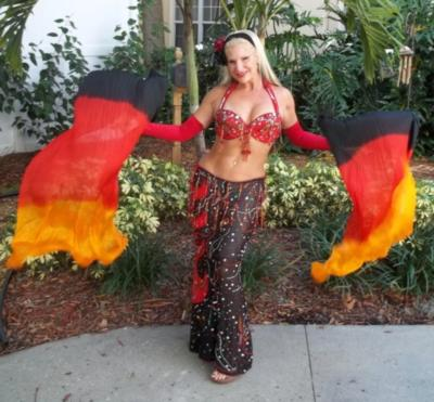 Belly Dance Hawaiian Hula Fire & Mermaid | Redington Shores, FL | Belly Dancer | Photo #19