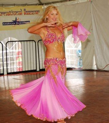 Belly Dance Hawaiian Hula Fire & Mermaid | Redington Shores, FL | Belly Dancer | Photo #15