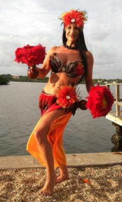 Belly Dance Hawaiian Hula Fire & Mermaid | Redington Shores, FL | Belly Dancer | Photo #18