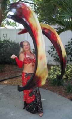 Belly Dance Hawaiian Hula Fire & Mermaid | Redington Shores, FL | Belly Dancer | Photo #5