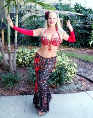 Belly Dance Hawaiian Hula Fire & Mermaid | Redington Shores, FL | Belly Dancer | Photo #7