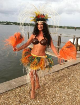 Belly Dance Hawaiian Hula Fire & Mermaid | Redington Shores, FL | Belly Dancer | Photo #21