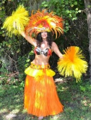 Belly Dance Hawaiian Hula Fire & Mermaid | Redington Shores, FL | Belly Dancer | Photo #3