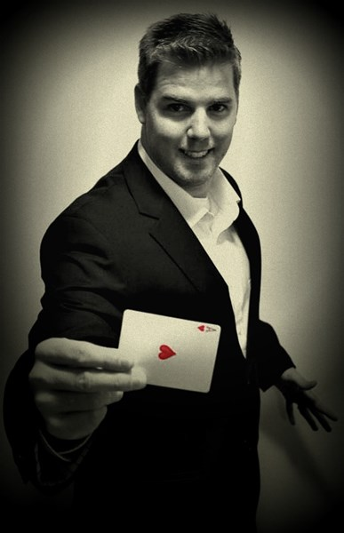 Brady Ramsey: Over The Top Magic - Magician - Marysville, WA