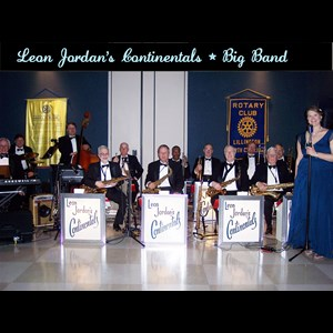Raleigh Big Band | Leon Jordan's Continentals