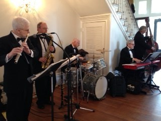 Continental Combo at a wedding 2-14