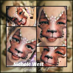 Scott Face Painter | Nichole West