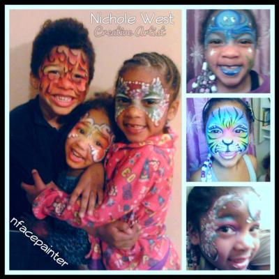 Nichole West | Manchester, CT | Face Painting | Photo #10