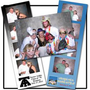 Isaban Photo Booth | King Photo Booths