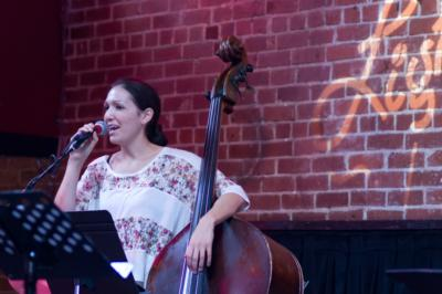 Katie Thiroux - Jazz Bass and Jazz Vocals | Los Angeles, CA | Jazz Trio | Photo #7