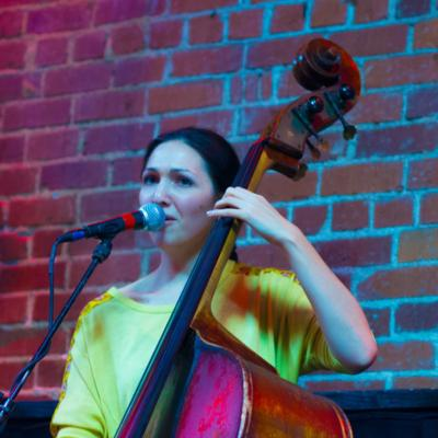 Katie Thiroux - Jazz Bass and Jazz Vocals | Los Angeles, CA | Jazz Trio | Photo #5