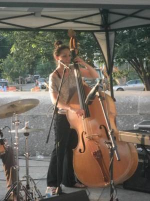 Katie Thiroux - Jazz Bass and Jazz Vocals | Los Angeles, CA | Jazz Trio | Photo #11