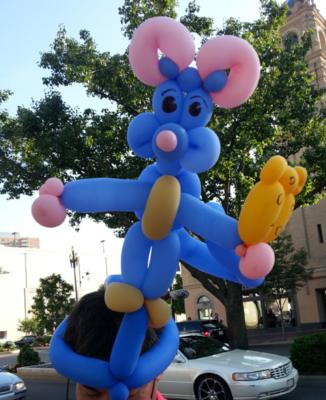 Oh Wow! Balloons | Kansas City, MO | Balloon Twister | Photo #11