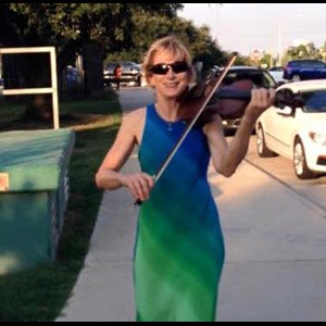 Evadale Violinist | Mary Ann Willis