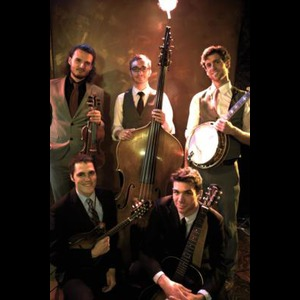 Frazee Bluegrass Band | The Carolina Gents