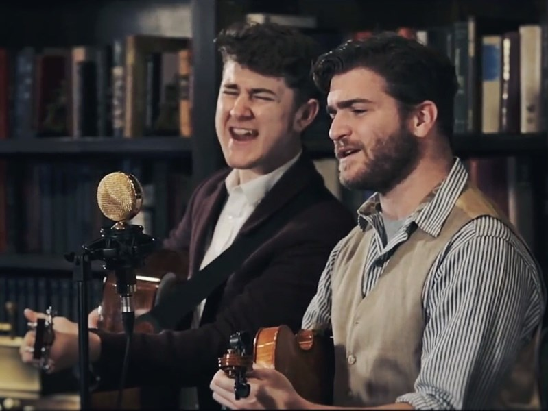 The Carolina Gents - Bluegrass Band - New York City, NY
