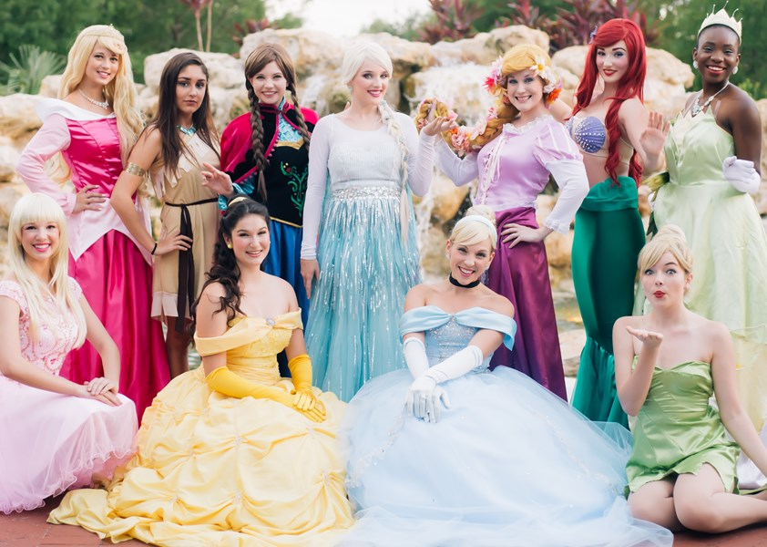 A Fairytale Come True - Princess Party - West Palm Bch, FL