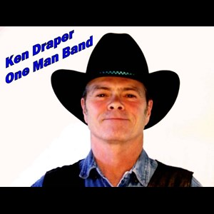 Cambridge City Country Singer | Ken Draper (One Man Band)