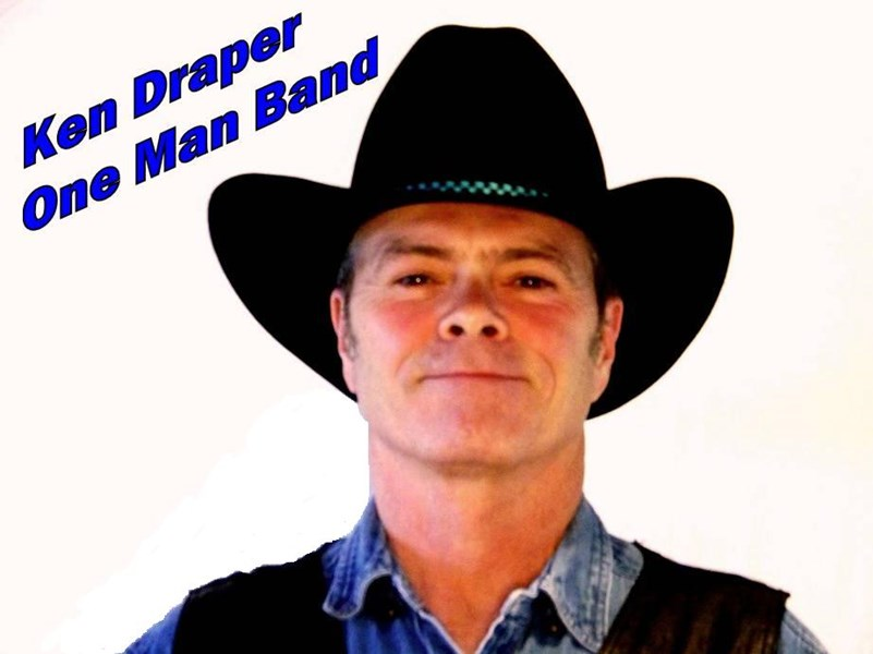 Ken Draper (One Man Band) - One Man Band - West Salem, OH