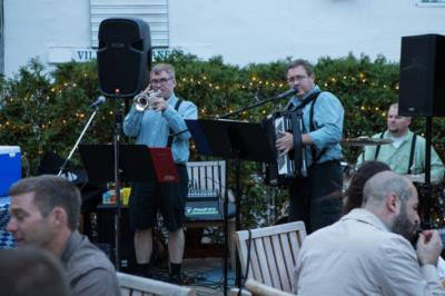 """Chris and Ronnie"" 