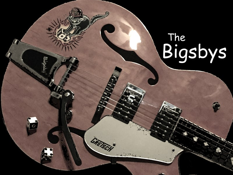 The Bigsbys - 50s Band - Anaheim, CA