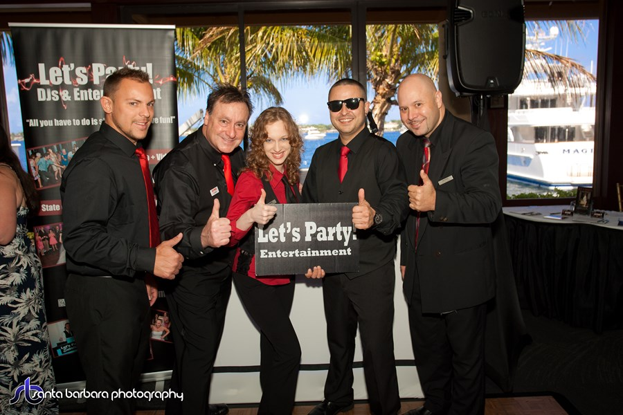 Let's Party! DJs & Entertainment - Mobile DJ - Boca Raton, FL