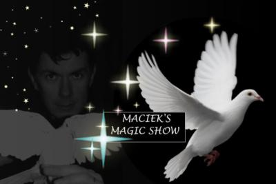 Maciek's Magic Show | Hudsonville, MI | Magician | Photo #14