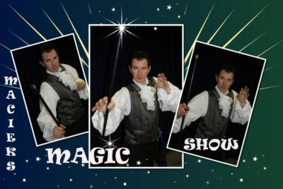 Maciek's Magic Show | Hudsonville, MI | Magician | Photo #15