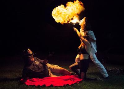 lightEXPO | Oceanside, NY | Fire Dancer | Photo #2