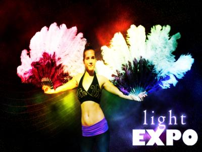 lightEXPO | Oceanside, NY | Fire Dancer | Photo #5