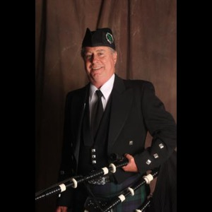 Fort Garland Bagpiper | Ford Dudley