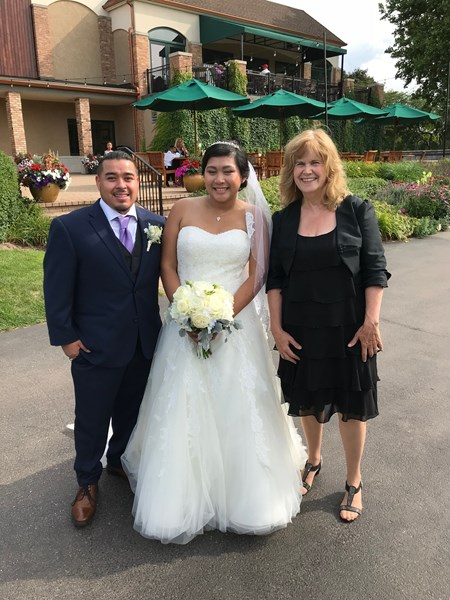 Wedding at Glen Flora Country Club