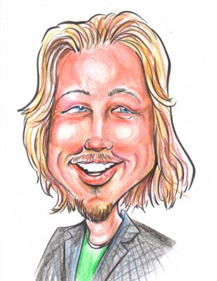 Caricatures by Roland | Dayton, OH | Caricaturist | Photo #11