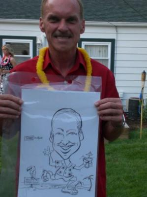Caricatures by Roland | Dayton, OH | Caricaturist | Photo #3