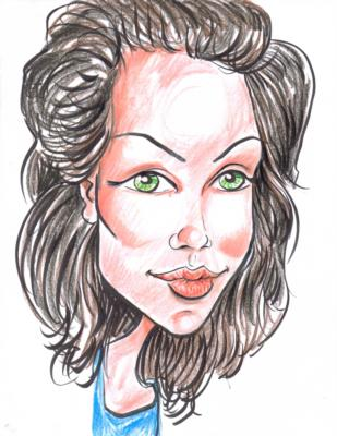 Caricatures by Roland | Dayton, OH | Caricaturist | Photo #12