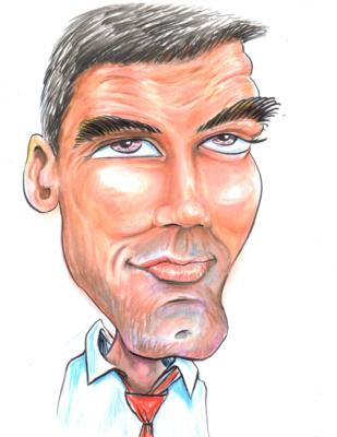 Caricatures by Roland | Dayton, OH | Caricaturist | Photo #6