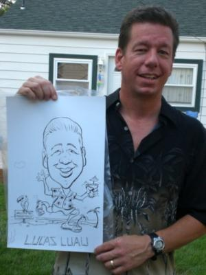 Caricatures by Roland | Dayton, OH | Caricaturist | Photo #2