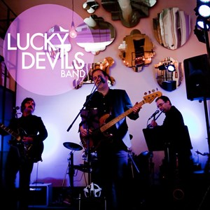 Coulterville Dixieland Band | Lucky Devils Band