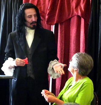 The Magic Of Illusions By Vick | Elkridge, MD | Magician | Photo #5