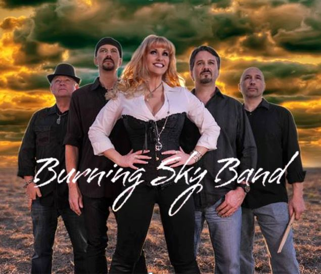 Burning Sky Band - Cover Band - Dallas, TX