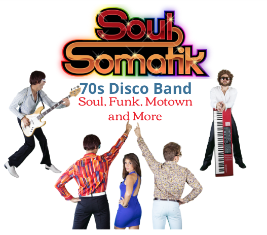 Soul Somatik - Disco Band - Los Angeles, CA