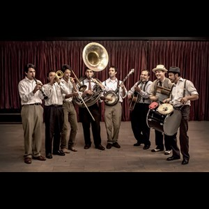 Lander 30s Band | The California Feetwarmers