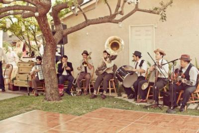 The California Feetwarmers | Los Angeles, CA | Jazz Band | Photo #5