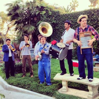 The California Feetwarmers | Los Angeles, CA | Jazz Band | Photo #19