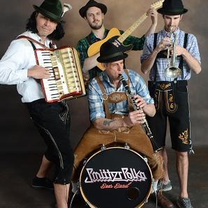 Hiram Hawaiian Band | Smitty's Polka Band